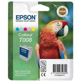 Epson T008 Perroquet couleur Twin-pack