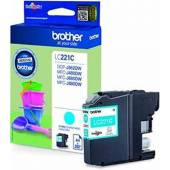 Brother LC-221 cyan cartouche d'encre d'origine